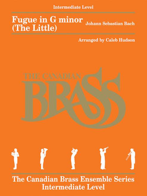 Fugue in G Minor (The Little) Intermediate Brass Quintet (Bach/ arr. Hudson)