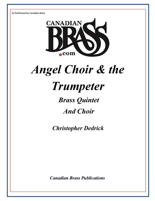 Angel Choir and The Trumpeter for Brass and SATB Choir (Advanced Edition) PDF Download