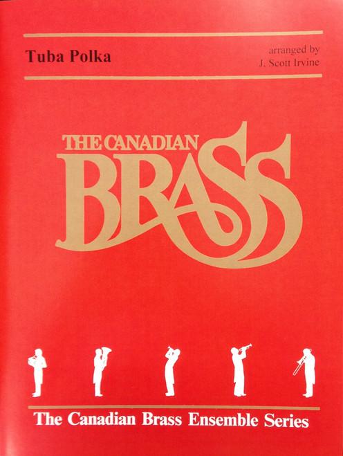 Tuba Polka for Brass Quintet (arr. Irvine)
