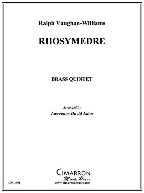 Rhosymedre for Brass Quintet (Ralph Vaughan-Williams/ Lawrence David Eden)