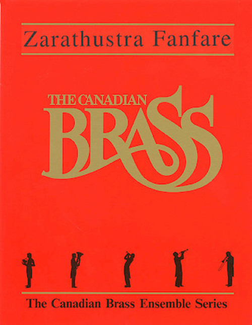 Zarathustra Fanfare (Theme for the movie 2001) Brass Quintet (Strauss/arr. Mills)