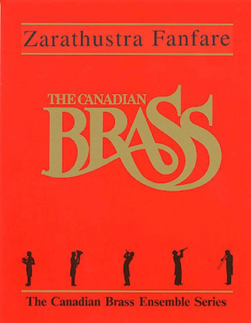 Zarathustra Fanfare (Theme for the movie 2001) Brass Quintet (Strauss/arr. Mills)