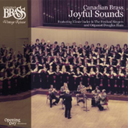 Ich Danke Dir with brass and choir from the Canadian Brass: Joyful Sounds CD