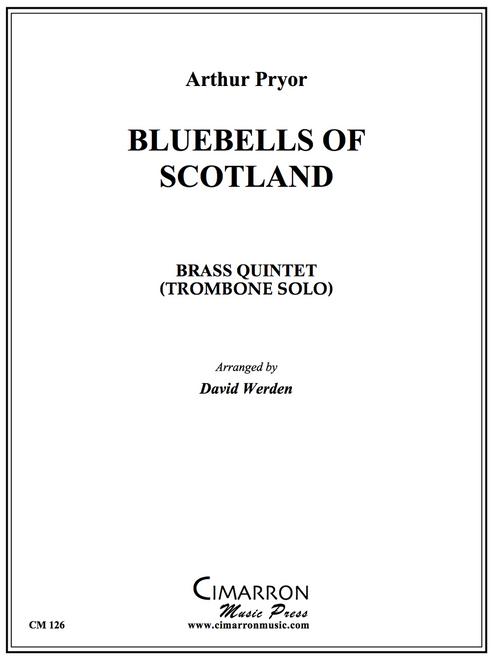 Bluebells of Scotland Brass Quintet (Pryor/ arr. Werden) PDF Download