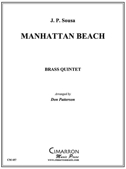 Manhattan Beach Brass Quintet (Sousa/ arr. Patterson)