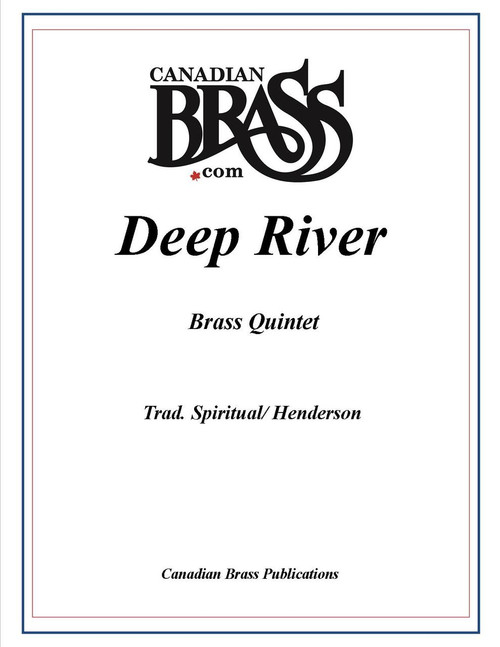 Deep River Brass Quintet (Trad./ arr. Henderson) PDF Download
