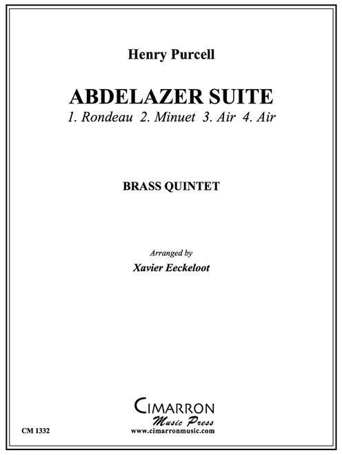 Abdelazer Suite Brass Quintet (Purcell/Xavier Eeckeloot) PDF Download