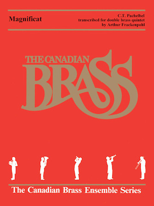 Magnificat Double Brass Quintet (Pachelbel/Frackenpohl) PDF Download