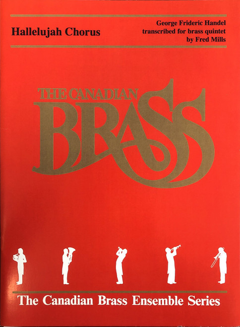 Hallelujah Chorus Brass Quintet (Handel/Mills) PDF Download