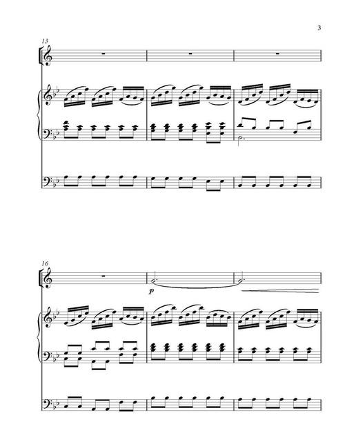 Albinoni's Adagio Transcribed for Trumpet, Piano and Optional Cello (arr   Caleb Hudson) PDF Download