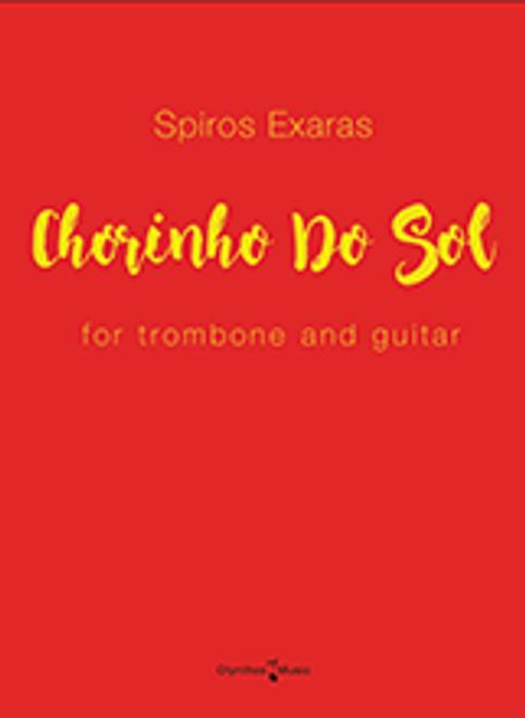 Chorinho do Sol for Trombone and Guitar (Spiros Exaras) PDF Download