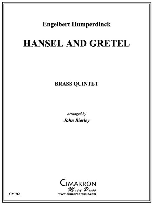 Hansel and Gretel Brass Quintet (Humperdinck/Bierley)
