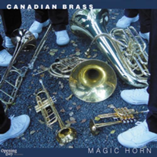 Cuatro Tangos (Libertango) single track digital download from the CD, Magic Horn
