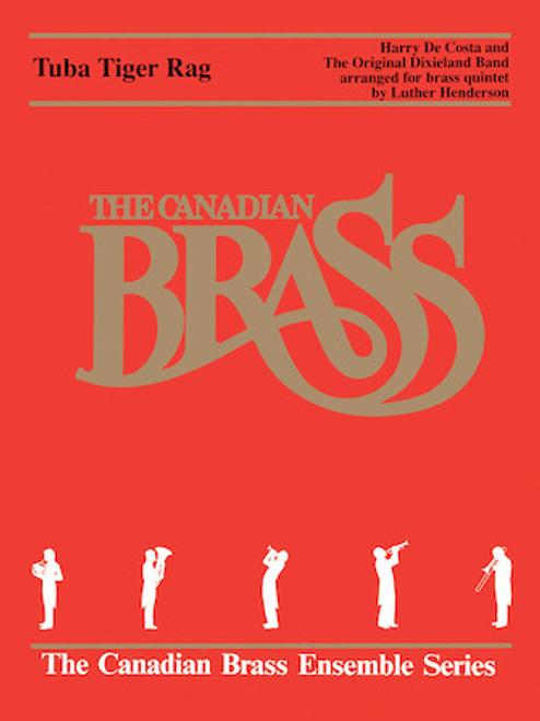 Tuba Tiger Rag Brass Quintet (DeCosta/arr. Henderson)