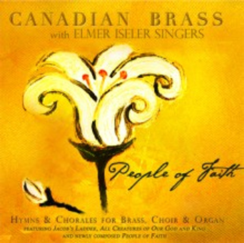 People of Faith : Canadian Brass MP3 Digital Download Recording