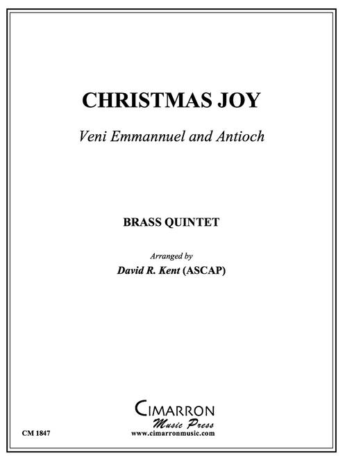 Christmas Joy Brass Quintet (Trad./ arr. Kent)