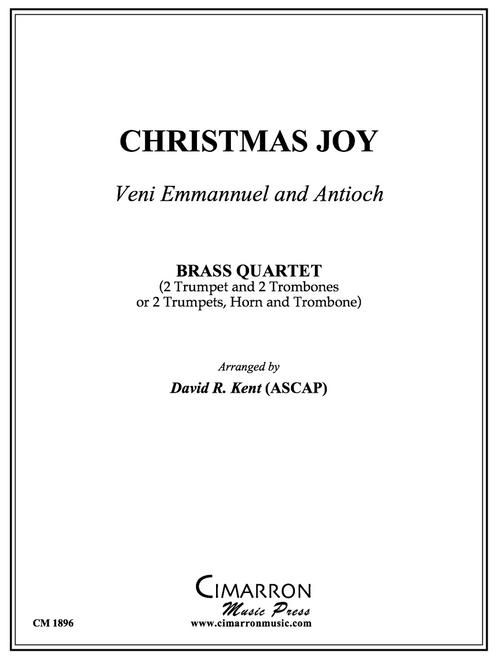 Christmas Joy Brass Quartet (Trad./arr. Kent) PDF Download
