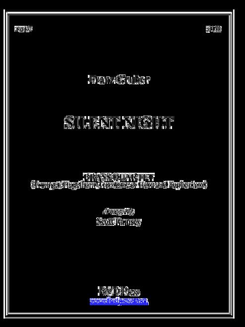 Silent Night Brass Quartet (Gruber/arr. Ramsey)