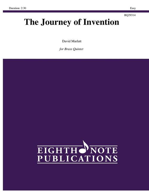 The Journey of Invention Brass Quintet (David Marlatt)