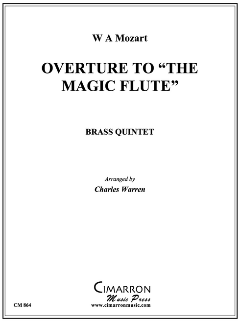 Overture to the Magic Flute Brass Quintet (Mozart/arr. Warren)