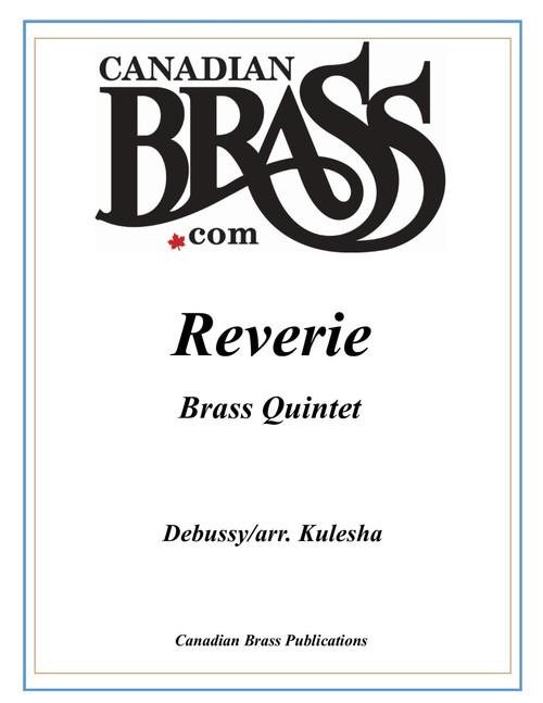 Reverie for Brass Quintet (Debussy/arr. Kulesha)