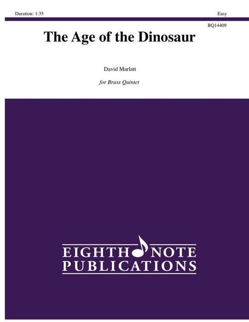 The Age of the Dinosaur Brass Quintet (David Marlatt)