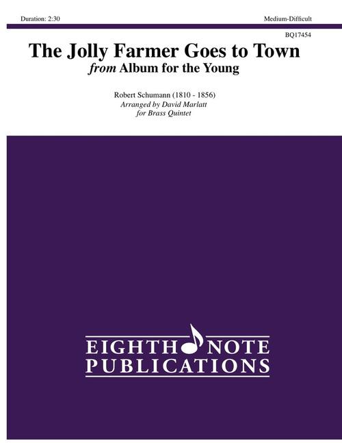 The Jolly Farmer Goes to Town (Schumann/arr. Marlatt)