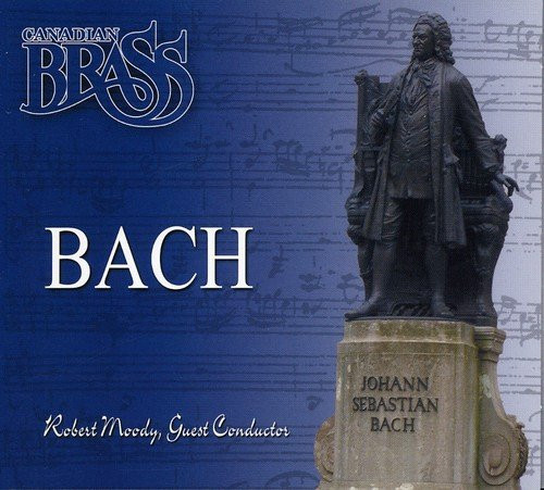 Canadian Brass: Bach Recording MP3 Digital Download