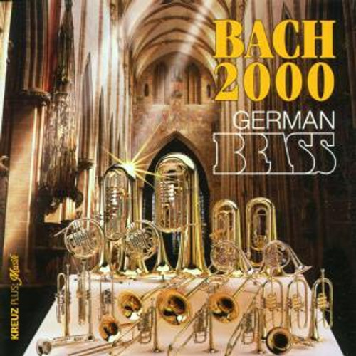 German Brass: Bach 2000