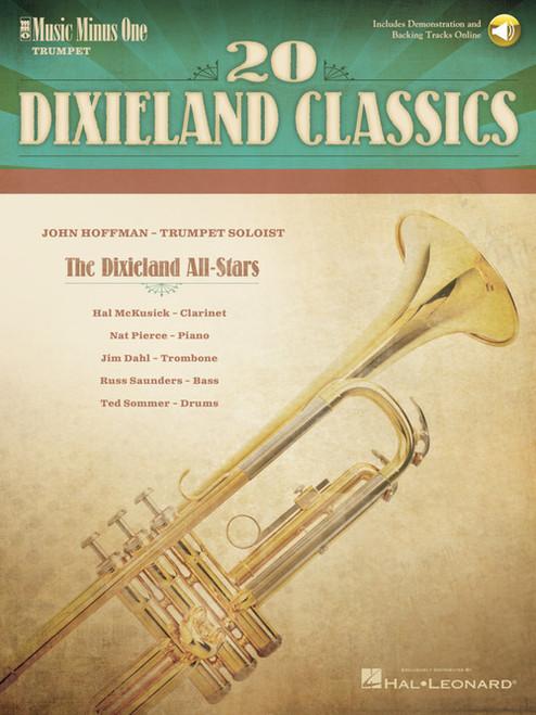 20 Dixieland Classics (Music Minus One) for Trumpet