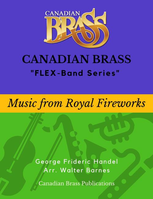 Royal Fireworks (Handel) - Beginning Masterpiece for FLEX-system PDF Download