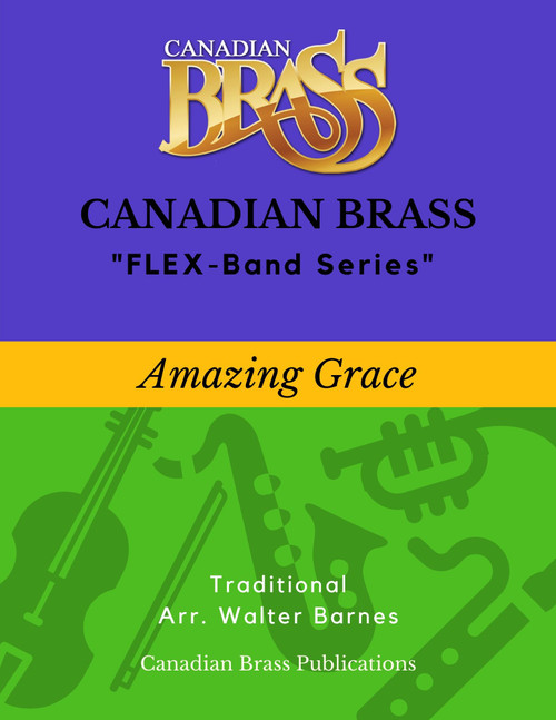 Amazing Grace (Trad.) - Beginning Masterpiece for FLEX-system PDF Download
