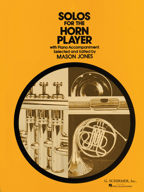 Solos for the Horn Player with Piano Accompaniment