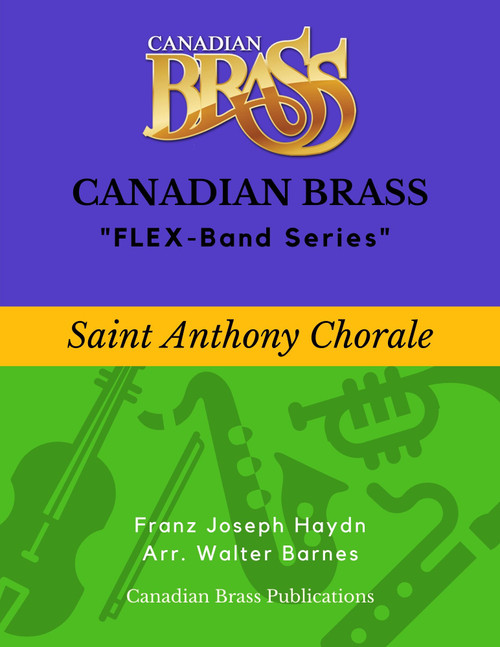 Saint Anthony Chorale (Haydn) - Beginning Masterpiece for FLEX-system PDF download