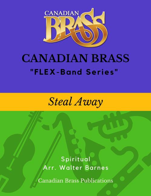 Steal Away (Spiritual) - Beginning Masterpiece for FLEX-system PDF Download