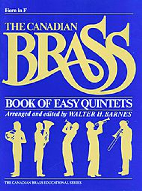 Canadian Brass Book of Easy Quintets Series