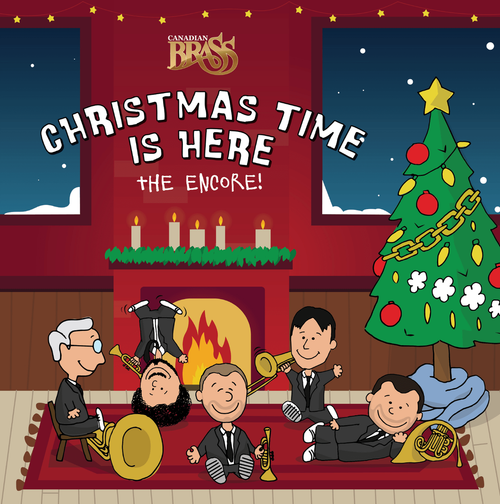 Christmas Time is Here; The Encore! - Vinyl Edition