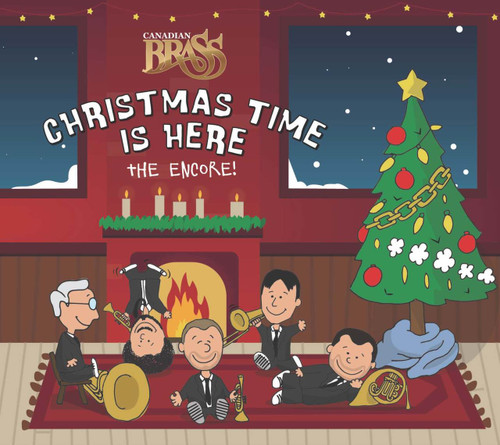 Christmas Time is Here; The Encore! - FLAC CD Quality (lossless) Digital Download