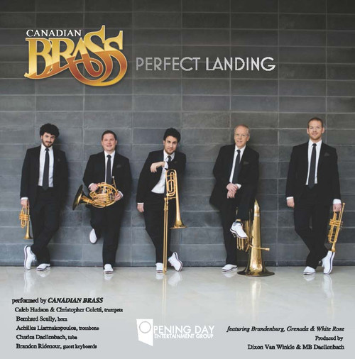 Perfect Landing; Canadian Brass - FLAC CD Quality (lossless) Digital Download