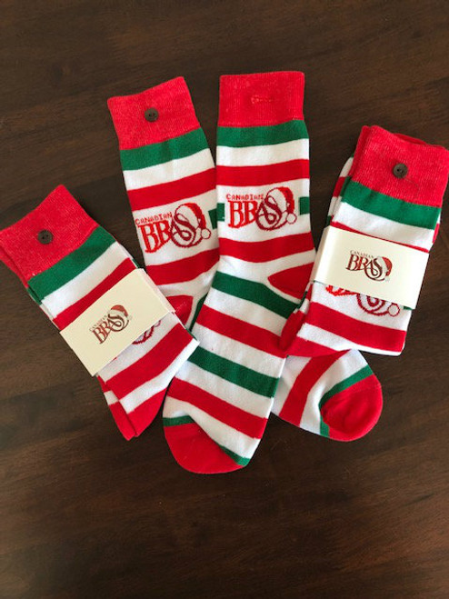 Canadian Brass Christmas Performance Socks!