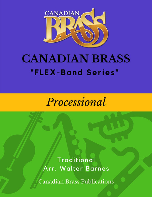 Processional (Trad./ arr. Barnes) Beginning Masterpiece for Flex-system PDF Download