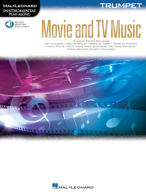 Movie and TV Music for Trumpet Play-Along