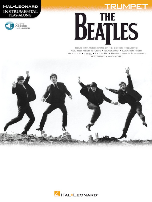 The Beatles - Play-Along for Trumpet