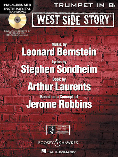 West Side Story for Trumpet  Play-Along
