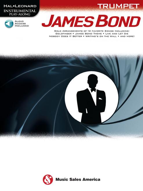 James Bond Trumpet Book Play Along