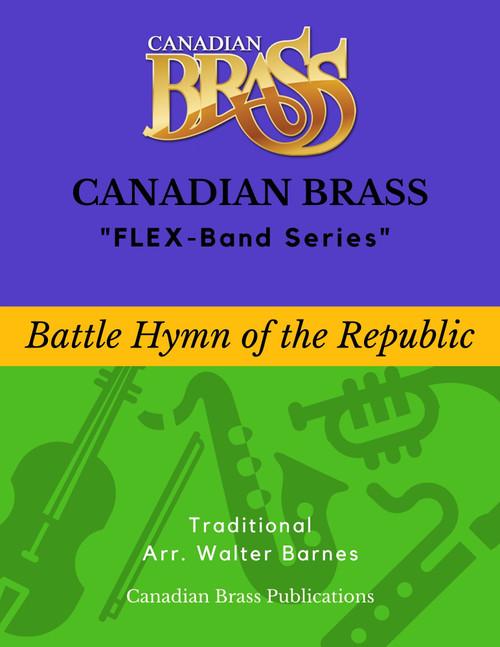 Battle Hymn of the Republic (Trad./ arr. Barnes) - Beginning Masterpiece for FLEX-system PDF Download