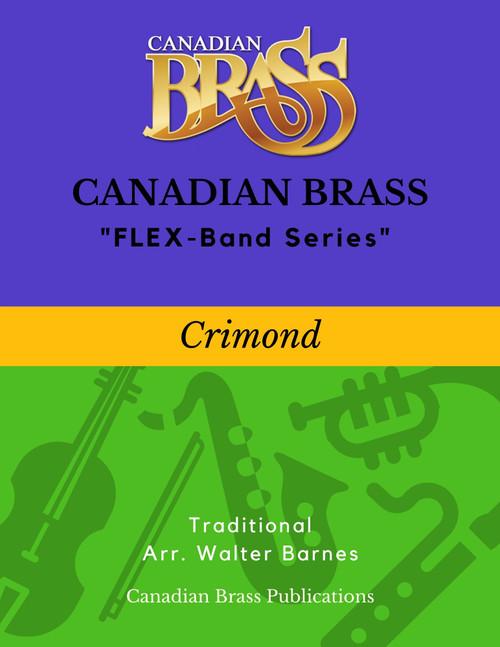 Crimond (Trad./arr. Barnes) - Beginning Masterpiece Flex-system PDF Download
