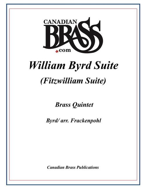 Fitzwilliam Suite for Brass Quintet (Byrd/arr. Frackenpohl) PDF Download