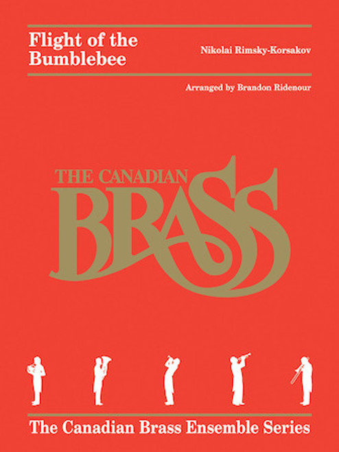 Flight of the Bumblebee Brass Quintet (Rimsky-Korsakov/arr. Ridenour) PDF Download