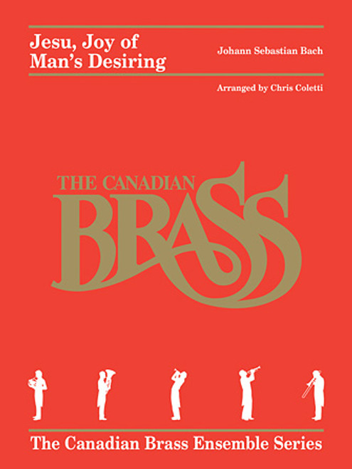 Jesu, Joy of Man's Desiring Brass Quintet (Bach/arr. Coletti) PDF Download